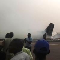"""Tất cả hành khách sống sót """"thần kỳ"""" trong tai nạn máy bay ở Nam Sudan"""