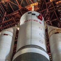 Siêu tên lửa đẩy của Liên Xô hoen rỉ trong kho suốt 20 năm