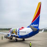 Video: Quá trình sơn vỏ máy bay Boeing 737