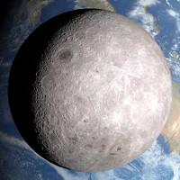Các nhà khoa học đã tính toán được thời gian Mặt Trăng đụng Trái Đất