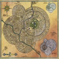 Những tấm bản đồ lạ kỳ nhất thế giới mà con người đã tạo ra