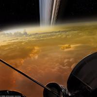Lần đầu tiên trong lịch sử, NASA thu được âm thanh kỳ lạ từ sao Thổ