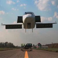 Phi cơ điện bay thử nghiệm thành công