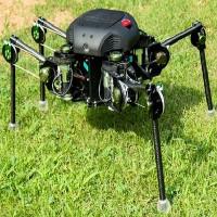 Nhật giới thiệu robot nhện trị giá 17.000 USD chuyên để bốc vác