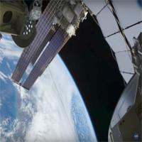 Quang cảnh tuyệt vời khi bạn bước chân ra ngoài vũ trụ