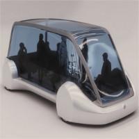 Xe buýt trong suốt chạy 200km/h của tỷ phú Elon Musk