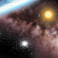 """Những hành tinh """"mồ côi"""" trong vũ trụ"""
