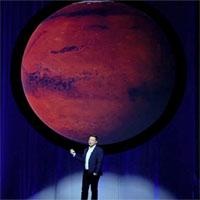 Elon Musk vừa đăng tải bài viết với tham vọng: mang 1 triệu người lên Sao Hỏa