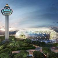 """Xây """"Thiên đường"""" bên trong sân bay Singapore"""