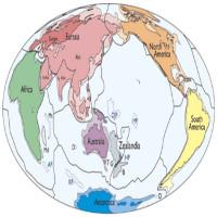 Tìm hiểu bí ẩn lục địa thứ 7 biến mất 75 triệu năm trước
