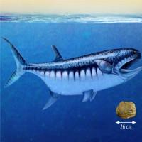 Đào được thủy quái 250 triệu năm tuổi ở sa mạc Mỹ