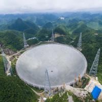 """Không người vận hành, kính thiên văn lớn nhất thế giới của Trung Quốc """"ế ẩm"""""""
