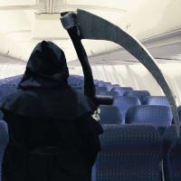 Mật danh tiếp viên dùng để gọi người chết trên chuyến bay