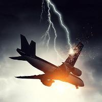 Máy bay bị sét đánh thủng 46 lỗ vẫn bay tiếp 9 giờ