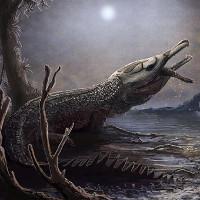 Loài cá sấu cổ đại có thể cắn nát rùa biển bằng một cú đớp
