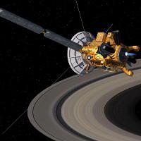 Tàu vũ trụ NASA bay qua sao Thổ lần cuối trước khi tự sát