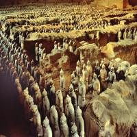 Quá trình chế tác đội quân đất nung của Tần Thủy Hoàng