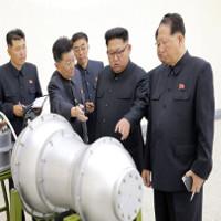 Ngọn núi Triều Tiên thử bom nhiệt hạch có nguy cơ nổ tung