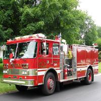 Tại sao xe cứu hỏa lại có màu đỏ?