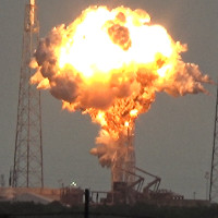 Video: Những lần tên lửa đẩy tiếp đất thất bại của SpaceX