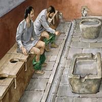 Những điều thú vị về chuyện đi vệ sinh của thời La Mã cổ đại