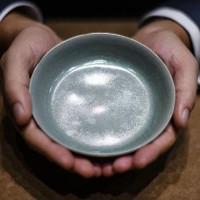 Bát cổ nghìn năm tuổi bán được giá kỷ lục 850 tỷ đồng