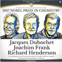"""Công trình đoạt Nobel Hóa học 2017 giúp """"mục sở thị"""" virus Zika"""