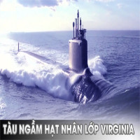 USS-Virginia -  nắm đấm thép của Mỹ giữa lòng đại dương