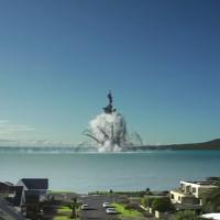 Thảm họa khi siêu núi lửa New Zealand phun trào