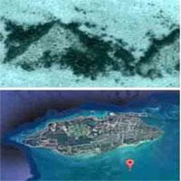 Phát hiện kim tự tháp của người ngoài hành tinh dưới đáy biển?