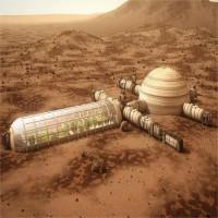 Tưởng tượng cuộc sống của con người khi định cư trên sao Hỏa