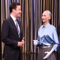 Tìm hiểu về robot Sophia