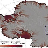 Sông băng Nam Cực tan chảy dễ đẩy nước biển dâng cao 3,4 mét