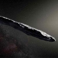 Phát hiện thiên thể đến từ Hệ Mặt Trời thứ hai trong vũ trụ