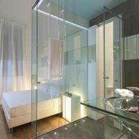 Tại sao nhiều khách sạn lại làm phòng tắm trong suốt?