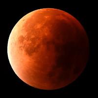 Nguyệt thực toàn phần, trăng máu, trăng xanh hội tụ cùng một ngày