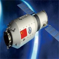 Mất kiểm soát, trạm vũ trụ Thiên Cung 1 nặng 8,5 tấn sắp rơi xuống Trái đất