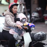 Tại sao Hà Nội và các tỉnh Miền Bắc lại rét đậm rét hại nhất mùa đông năm nay?