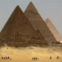 Lỗi xây dựng khiến Đại kim tự tháp Ai Cập bị lệch