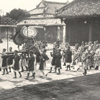 Tết trong cung triều Nguyễn có gì đặc biệt?