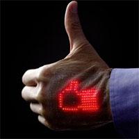 Phát minh ra da điện tử có thể hiển thị thông tin nhịp tim trên tay của bạn