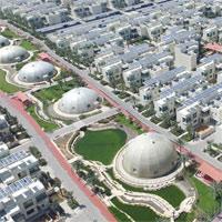Thành phố bền vững UAE sắp hoàn thành trong năm nay