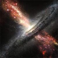 Kinh ngạc phát hiện mới về gió lỗ đen siêu lớn