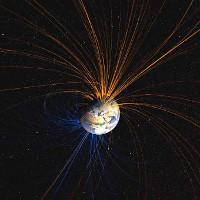 Hiện tượng lạ có thể khiến từ trường Trái đất đảo chiều