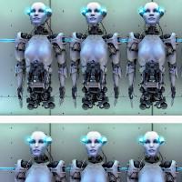 """Robot mạnh bằng 500 đàn ông cộng lại """"cướp việc"""" của cảnh sát, cứu hỏa"""