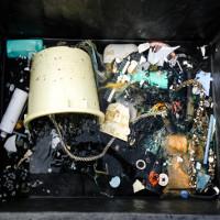 Bãi rác thải nhựa trên biển rộng bằng 3 nước châu Âu