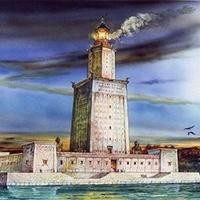 Sự thật ít biết về ngọn hải đăng Alexandria huyền thoại