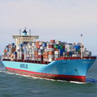 Tàu chở container vô địch thế giới: Cõng 17.603 chiếc, vẫn thừa 667 chỗ!