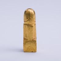 Sững sờ trước linga bằng vàng ròng do nhà khảo cổ Việt Nam tìm thấy