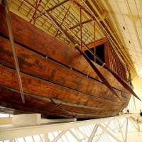 Con tàu 4000 năm tuổi chạy năng lượng Mặt trời được chôn sâu dưới chân kim tự tháp Giza